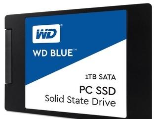 Western Digital wchodzi na rynek dysków SSD