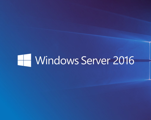 Już jest … Windows Server 2016